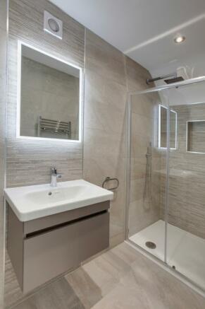 Bedroom 5 En-suite Shower Room
