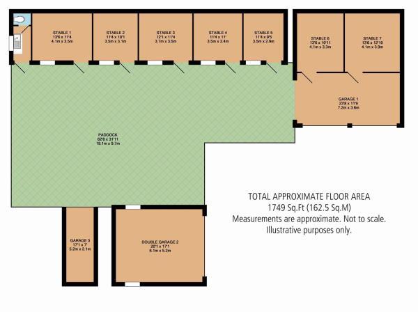 Paddock Floor Plan