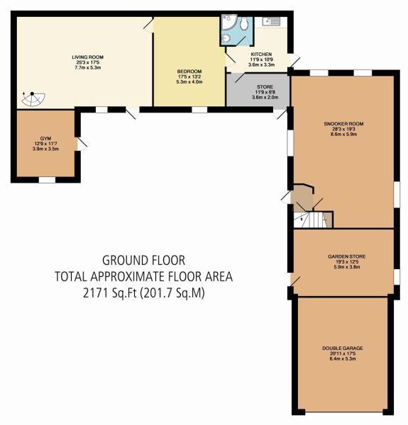 Outbuildings Ground Floor Plan