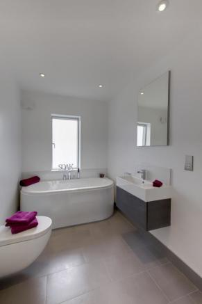 Family Bathroom and Shower