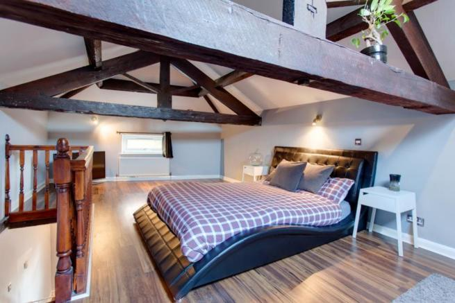 Bedroom (Cottage)
