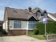 Semi-Detached Bungalow in Gordon Road, Southbourne...
