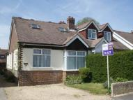 3 bed Semi-Detached Bungalow in Gordon Road, Southbourne...