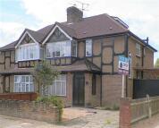 semi detached house in Hamilton Road, Cowley