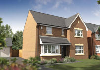 4 bed new home for sale in Manor Road, Burgess Hill...