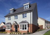 5 bed new house for sale in Manor Road, Burgess Hill...