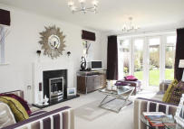 4 bed new house in Manor Road, Burgess Hill...