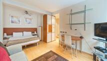 Studio apartment in Roland House...