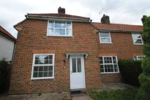 3 bedroom property to rent in Benham Road, Hanwell, W7