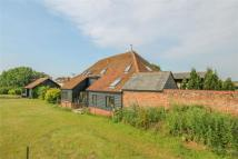 Barn Conversion in Coggeshall, Essex
