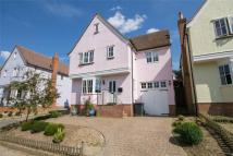 Detached house in Sible Hedingham...