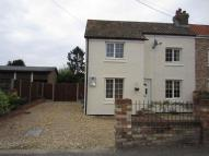 3 bed semi detached property in Paynes Lane, Feltwell