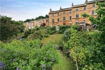 Terraced property for sale in Highbury Place, BATH...