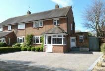 3 bed semi detached house for sale in Roberts Road...
