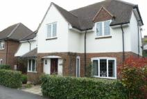 4 bed Detached property in Leigh Gardens, Andover...