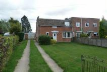 3 bed End of Terrace home for sale in Stanbury Road, Thruxton...