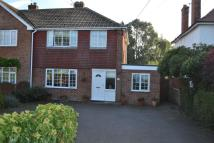 semi detached home in Station Road, New Romney...