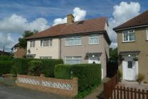 semi detached home for sale in Winslow Way, Hanworth...