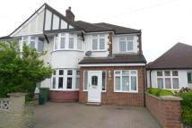 semi detached property in Pembridge Avenue ...