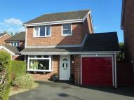Detached home in Bishopstone Close...