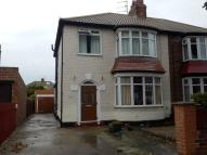 semi detached house to rent in Raby Road, Redcar, TS10