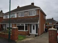 3 bedroom semi detached house in Medwin Close, Brotton...
