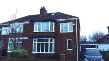 3 bed semi detached house in Branksome Avenue...