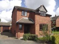 Detached house in Tudor Close, Rainford...