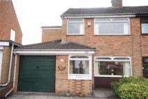 4 bed semi detached property in Croxteth Drive, Rainford...