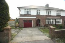 4 bedroom semi detached home for sale in Old Lane...