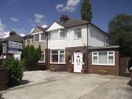 3 bed semi detached home for sale in Brookside Avenue...
