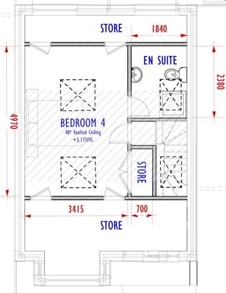 Plot 1 Loft Room