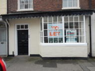property to rent in 16 Bridge Street, Pershore, Worcs.