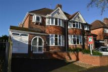 3 bedroom semi detached home for sale in Edenhall Road, Quinton