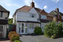 3 bed semi detached property in Kenilworth Road, Oldbury