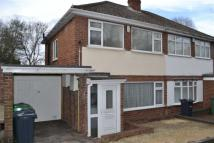 3 bedroom semi detached house in The Dingle, Oldbury