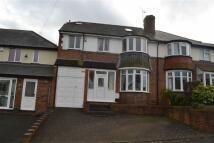 5 bedroom semi detached property in Thuree Road, Bearwood