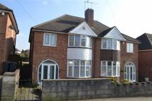 3 bed semi detached house in Oakham Avenue, Dudley