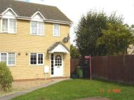 2 bed home to rent in Moat Way...