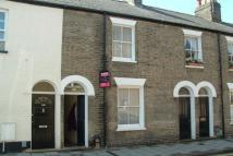 Norwich Street house to rent