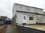 2 bed semi detached property for sale in Peebles Path, Carnbroe...