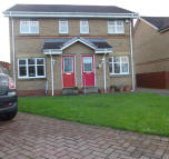 2 bed semi detached home in Dalry Place, Chapelhall...