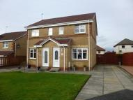 Girvan Crescent semi detached house for sale