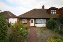 3 bedroom semi detached house in Worcester Avenue...