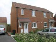 2 bed semi detached property to rent in Walnut Place, Ilminster...