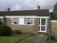 Terraced Bungalow to rent in Fairway Rise, Chard, TA20