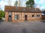 2 bed Barn Conversion in Oldberrow Croft...