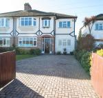 4 bed semi detached property to rent in New Road, West Molesey...