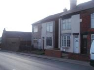 3 bedroom semi detached home in Pinxton Road...