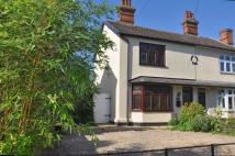 2 bedroom semi detached home for sale in Capel St Mary, Ipswich...
